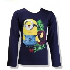 T-Shirt Manches Longues Minions
