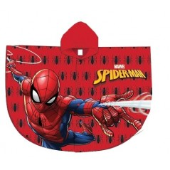 Imperméable Spiderman MARVEL - Rouge