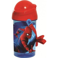 Gourde Pop Up Spiderman
