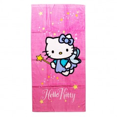 Serviette de Plage Bain fée Kitty