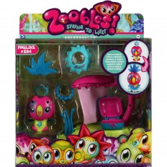 Coffret de Figurine Zoobles goodview