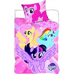 Housse de Couette My Little Pony