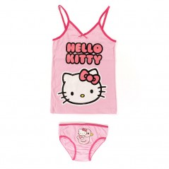 Ensemble Débardeur / Culotte Hello Kitty