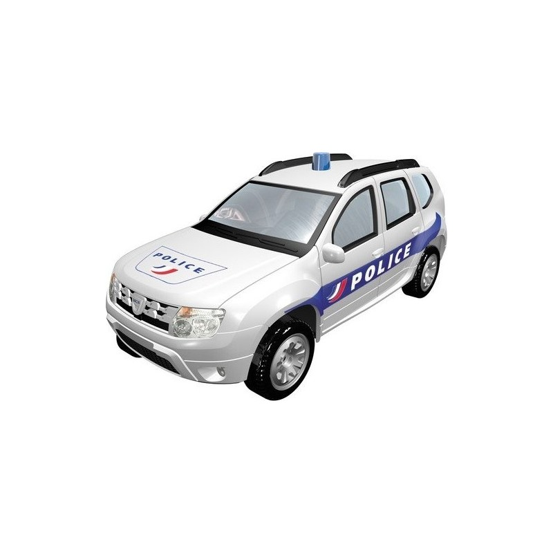 voiture miniature security police. Black Bedroom Furniture Sets. Home Design Ideas