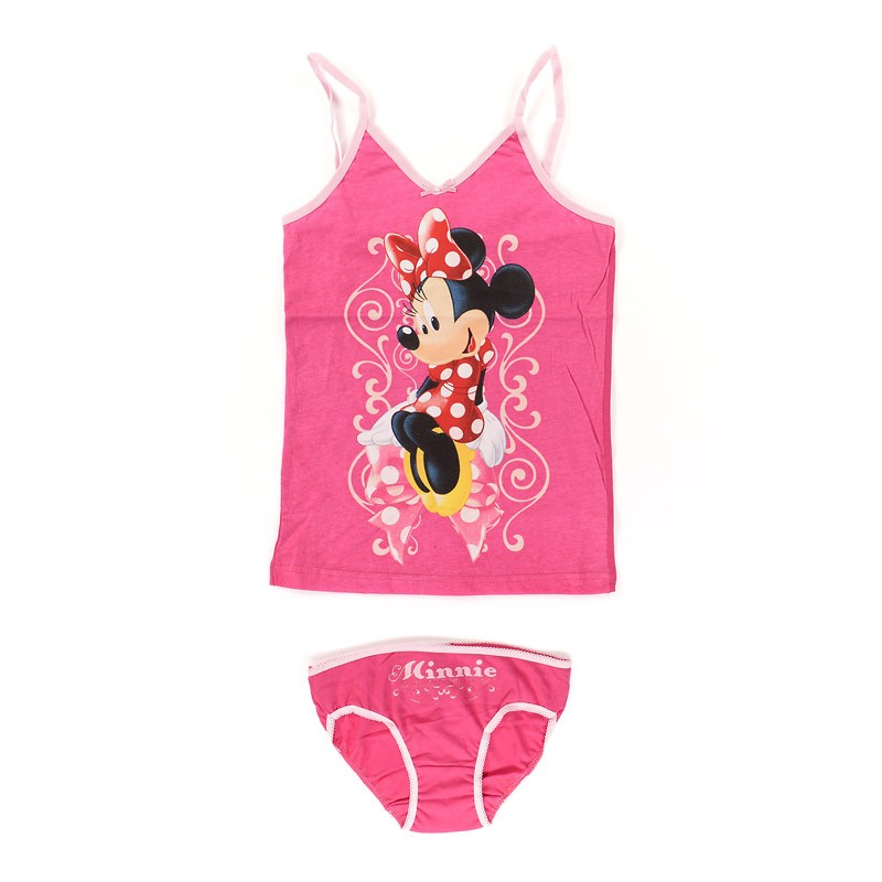 Ensemble Débardeur /Culotte Minnie