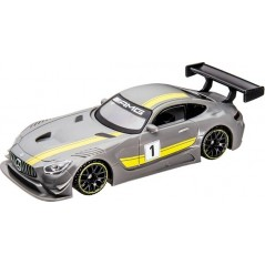 Voiture Miniature super fast road mercedes -AMG GT3