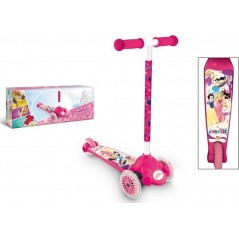 TROTINETTE 3 ROUES TWIST & ROLL PRINCESS