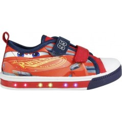 Baskets Cars - LED Lumineux - Chaussures Lumineux pour Garcon Cars