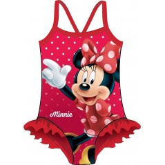 Maillot de Bain Minnie disney - Rouge