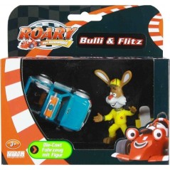 Roary the racing car bulli and flitz