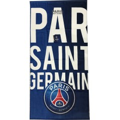 Drap de Plage Paris Saint- germain - coton