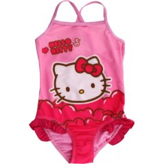 Maillot de Bain Hello Kitty - Rose