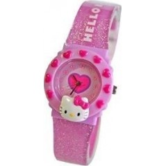 MONTRE HELLO KITTY ANALOGIQUE