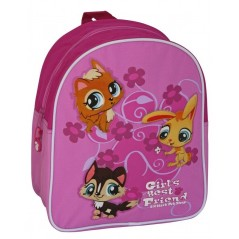 Sac à Dos Littlest pet shop 34cm