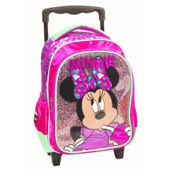 Sac à Dos Trolley Minnie Disney 31cm