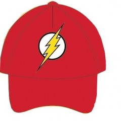 Casquette Flash - Rouge