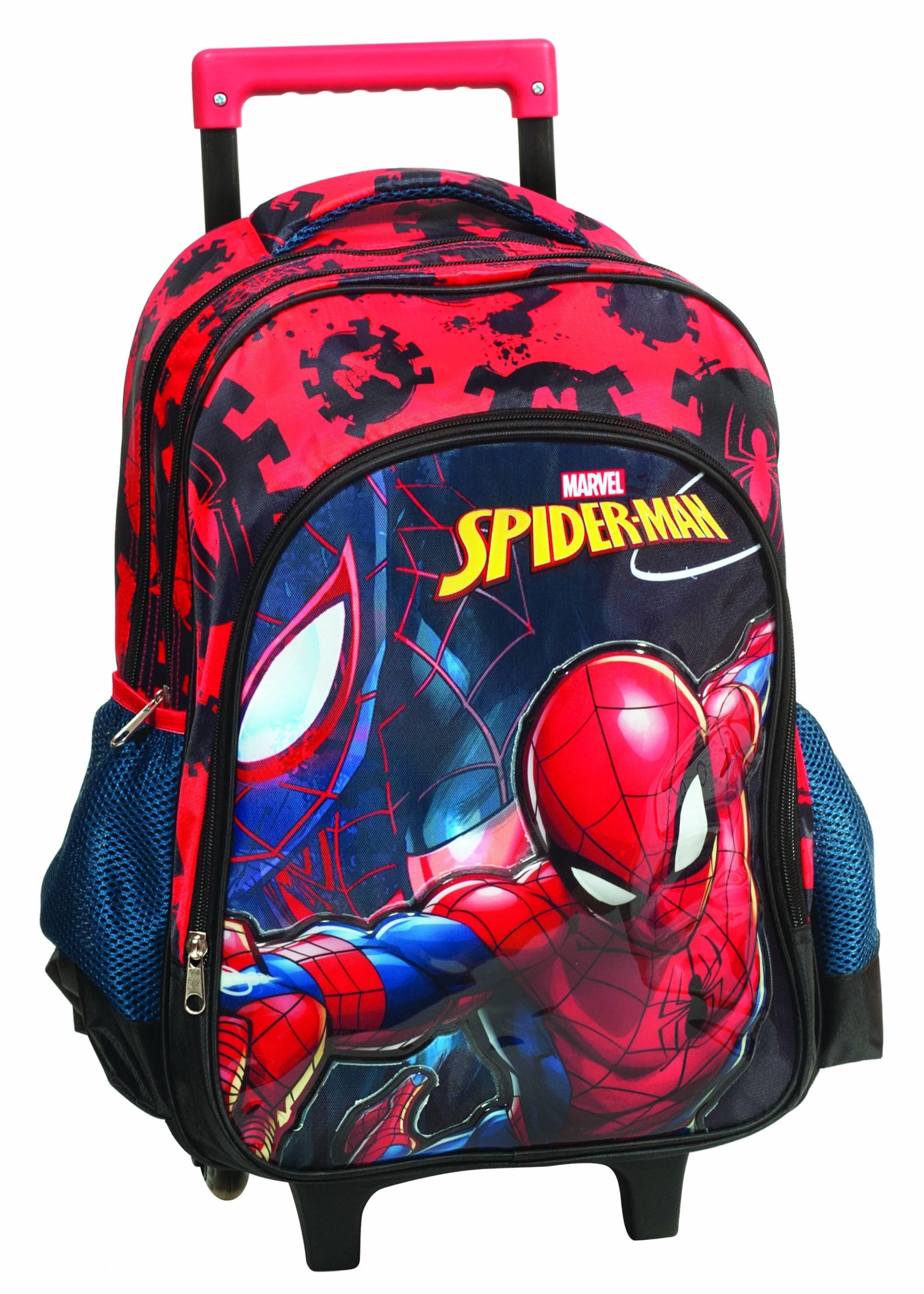 Sac de Chariot /à Roues Spiderman