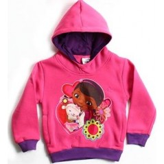 Sweat Doc mc stuffins disney à capuche avec poches