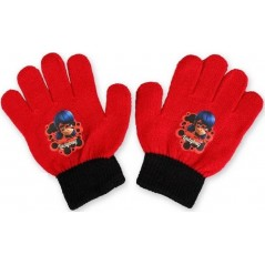 Set gants Miraculous - Rouge
