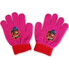 Set gants Miraculous - Fuchsia