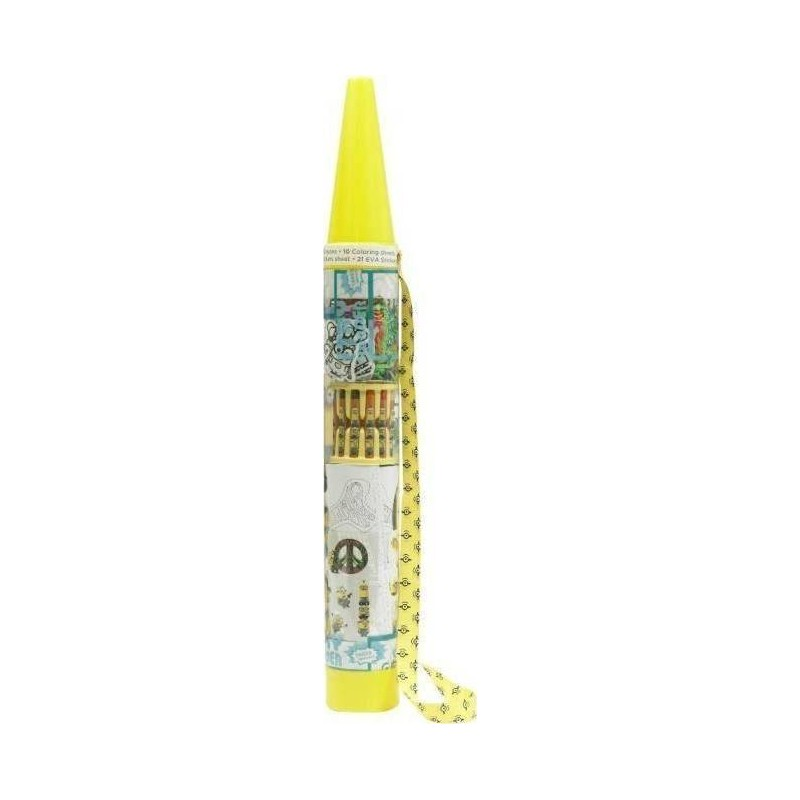 Minons Bumper Activity Tube