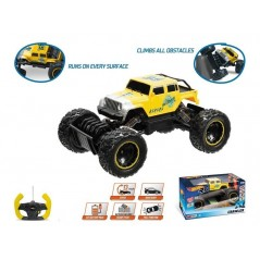 Hot Wheels Crawler R/C 1:18avec