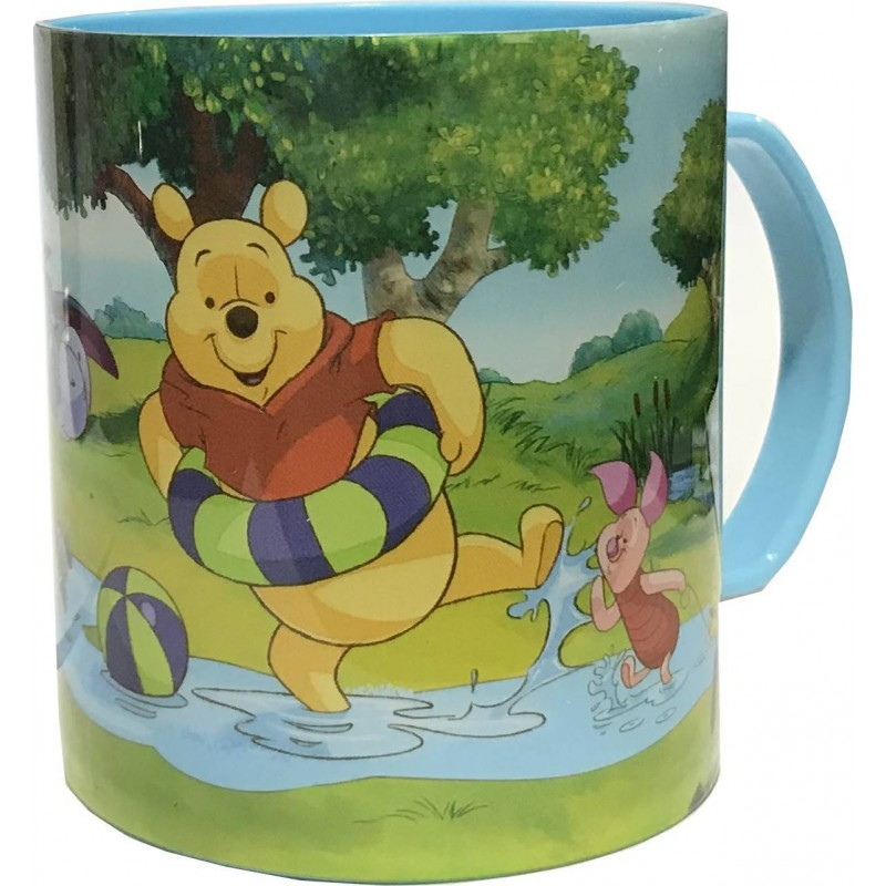 Mug winnie l'ourson disney en Plastique Micro 350 ML
