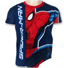 T-shirt Spiderman - Rouge