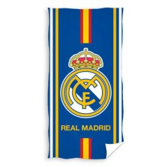 Serviette de bain Real Madrid En Coton