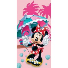 Serviette de bain Minnie Disney