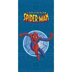 Serviette de Plage Spiderman - 100% Coton