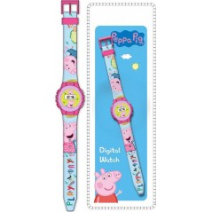 Montre digitale Peppa Pig