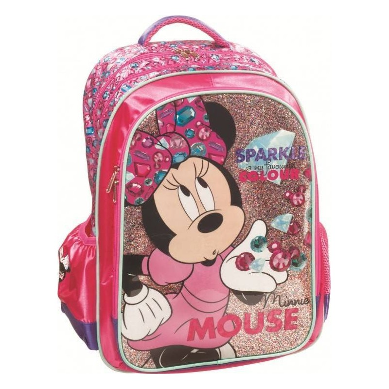 sélection premium 0f7f0 02ed7 Sac à dos Minnie Disney