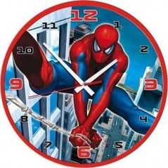 Pendule murale Spiderman
