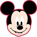 Coussin Mickey Disney Forme
