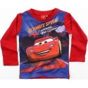 T-shirt Cars Disney manches longues