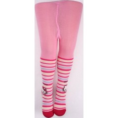 Collants Hello Kitty - Rose