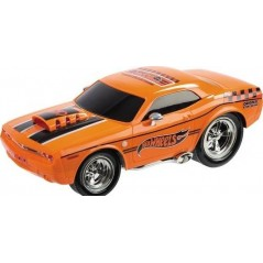 HOT WHEELS MUSCLE KING 1/16 avec Batterie Rechargeable