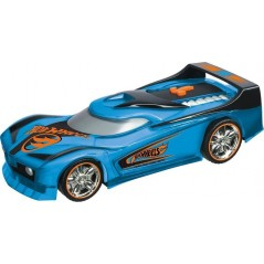 Voiture Hot Wheels Spark Racers Musicale et change de couleur