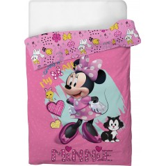 Couette Minnie Rose Disney