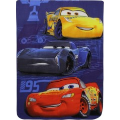 Plaid Polaire Cars Disney