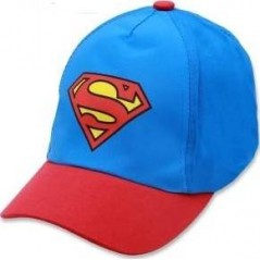 Casquette Superman - Rouge