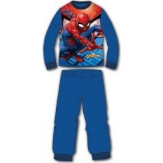 Pyjama Polaire Spiderman - Bleu