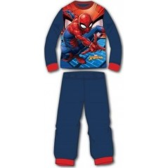 Pyjama Polaire Spiderman - Marine