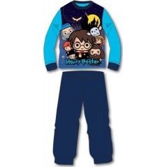 Pyjama Polaire Harry Potter - Marine