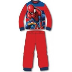 Pyjama polaire Spider-man - Rouge