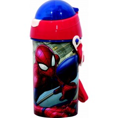 Gourde automatique Spider-man Marvel 500 ML