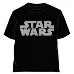 Tee-shirt Manches Courtes Star Wars Adulte