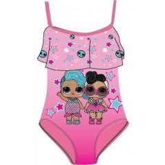 Maillot de bain Lol Surprise - Rose