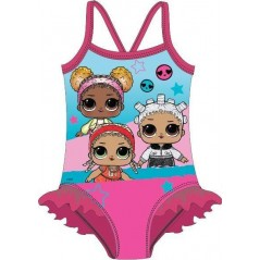 Maillot de bain Lol Surprise - Fuchsia